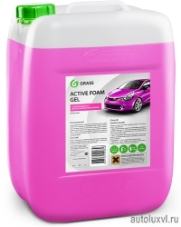 Active Foam Gel Бесконтактный автошампунь