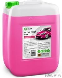 Active Foam Pink Бесконтактный автошампунь