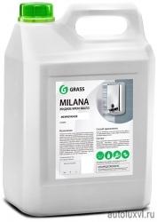 Жидкое крем-мыло MILANA