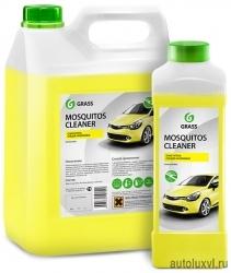 Очиститель следов насекомых Mosquitos Cleaner