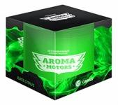 Ароматизатор гелевый «Aroma Motors» JUICE CITRUS в блистерной упаковке (круглый) 100мл
