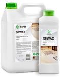 """Средство для удаления защитного покрытия с пола """"Dewax"""" (канистра 5 кг)"""